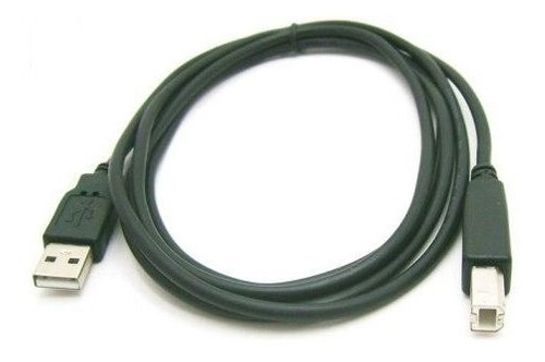 cable datos usb para impresora termica 1,5m ® tecnocell uy