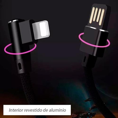 cable datos usb premium ficha l iphone x 5 6 7 plus 8 se