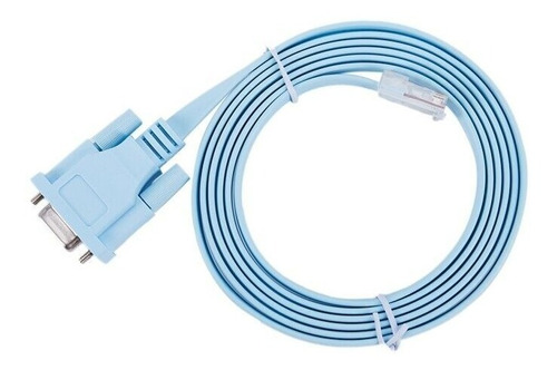 cable db9 a rj45 cable consola com router switch