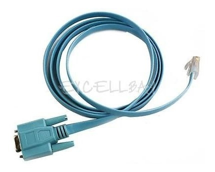 Console Cable RJ45 To DB9 Cab Console 72-3383-01 For Cisco Hdmi Switch Router