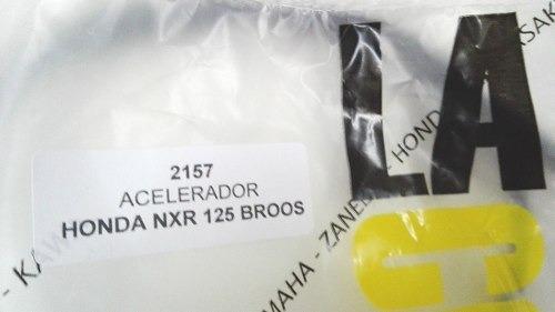 cable de acelerador honda nxr 125 bross  - um