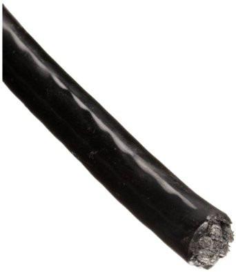 Cable de acero con nylon 7x19 1 8 3 16 y 152 m negro for Cable de acero precio