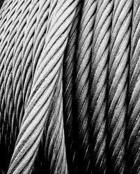 cable de acero en rollo 7 x 19 1/4 pulgadas y 150 metros obi