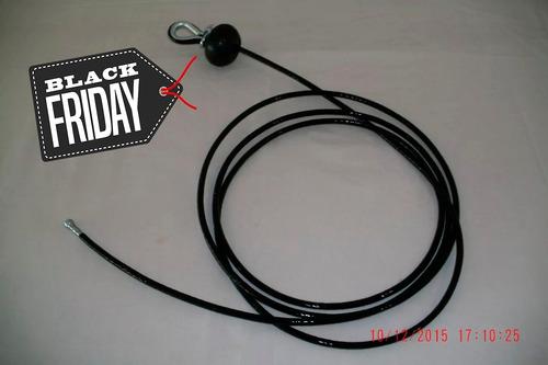 cable de acero forrado para mini y multigym servicegym