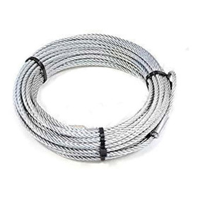 Cable De Acero Galvanizado 6x19+1 Ø 8 Mm Flexible