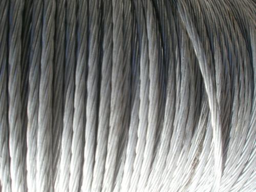 cable de acero galvanizado diámetro 4,8 mm- 5 mm para rienda