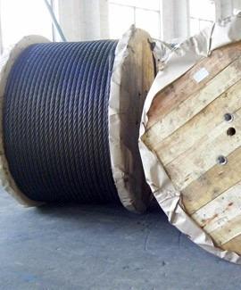 cable de acero tipo boa 6x19(9/9/1) alma de acero, d. 1/2
