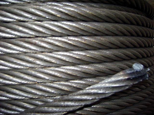Cable de acero tipo linga de 3 8 mm de diametro x 10 mts for Cable de acero precio