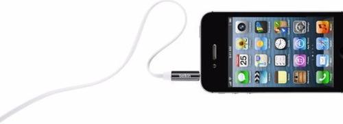 cable de audio -mini 3,5 mm belkin mixit aux