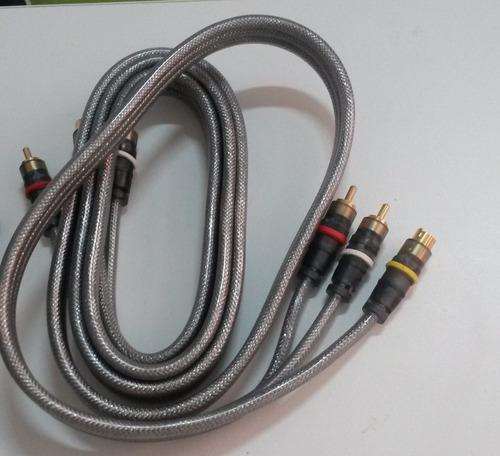cable de audio y video s video general electric