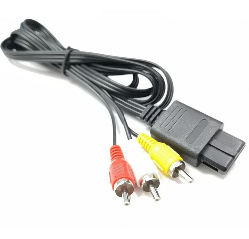 cable de av de gamecube