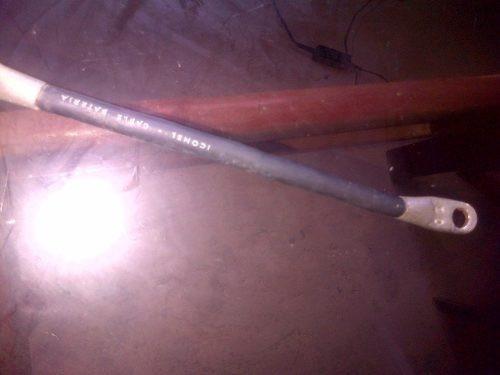 cable de bateria doble ojo 10 pulgadas