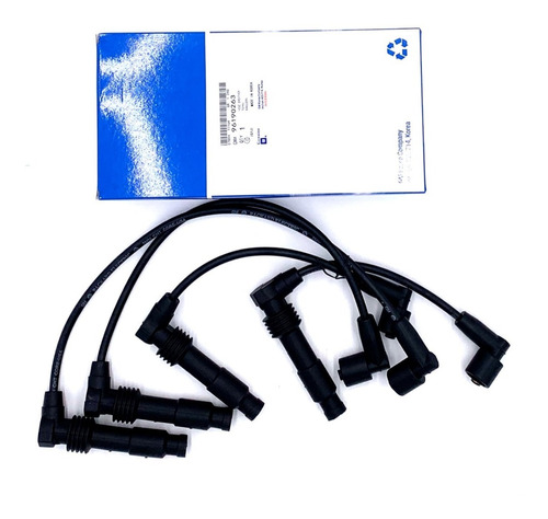 cable de bujia chevrolet optra limited (tapa negra ) gm