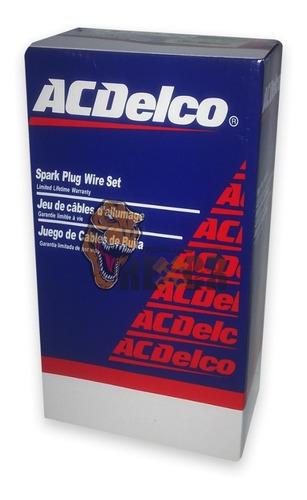 cable de bujía silverado tahoe avalanche 06/16 acdelco s/t