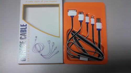 cable de carga multiple