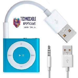 cable de carga y datos  para ipod  shuffle 3g y 4g