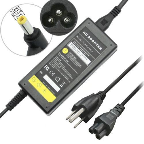 cable de cargador adaptador ac para acer acernote light 300