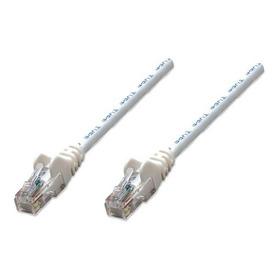 Cable De Conexión Patch Cord De Red Utp Cat5e 15 Cm Blanco