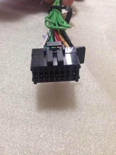cable de conexion radio poner doble din nuevo original