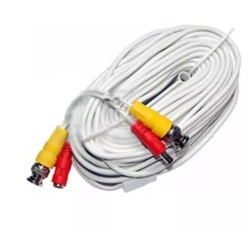 cable de corriente para càmaras de video 20 mtrs. oferta!!