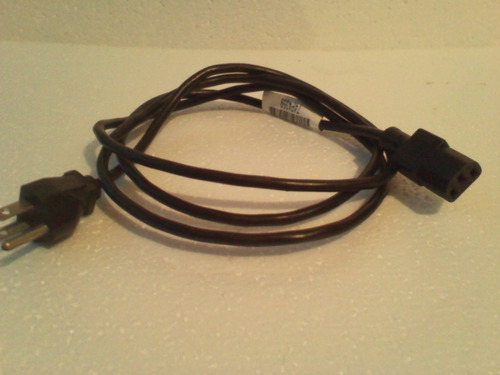 cable de corriente para pc, fuentes de poder, monitor