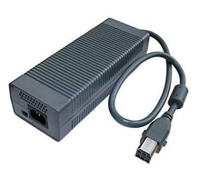 cable de corriente y eliminador para xbox 360 envio gratis