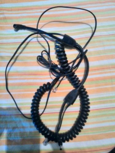 cable de corriente y linea para punto de venta