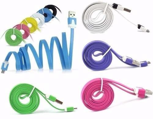 cable de datos 3 metros usb a micro usb datos y carga