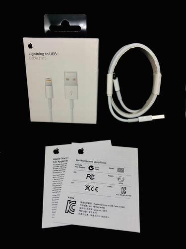 cable de datos iphone 5 6 y 7 original envío gratis