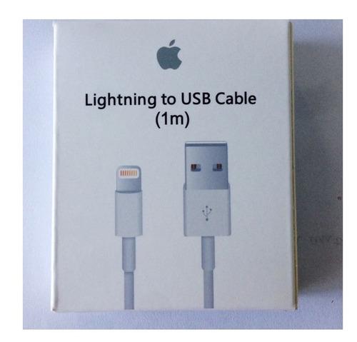 cable de datos iphone 5c original