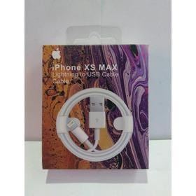 Cable De Datos iPhone.