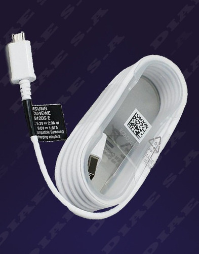 cable de datos micro usb v8 1.5 samsung huawei lg sony