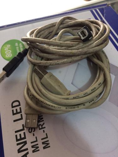 cable de datos para impresoras