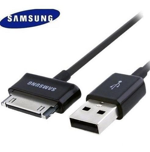 cable de datos usb original samsung galaxy tablet tab nuevo