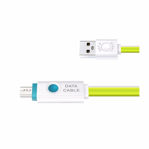 cable de datos y carga rapida, indicador led inteligente