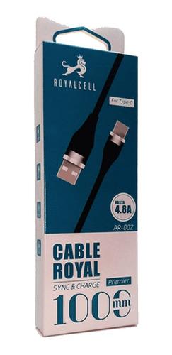 cable de datos y carga tipo c p/ a10 a20 a30 a50 p9 p20 p30