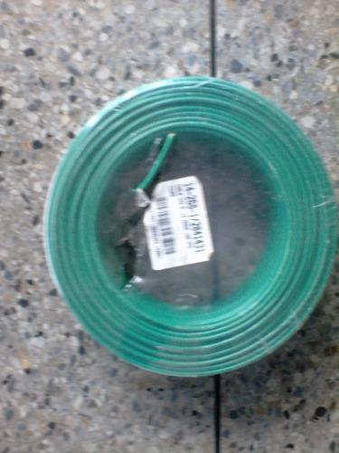 cable de electricidad # 12