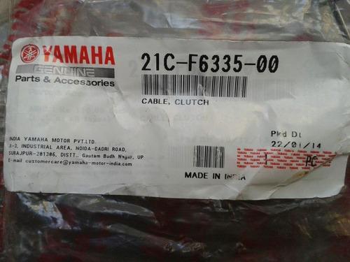 cable de embrague original p/ yamaha fz 16 fz fi yuhmak