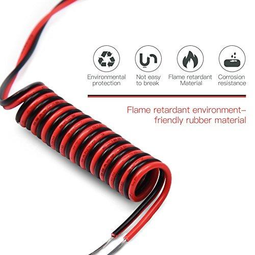 cable de extension cable de 65.6ft cable jackyled 20m 22awg