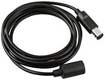 cable de extensión de 6 pies 2x controller para wii juegos