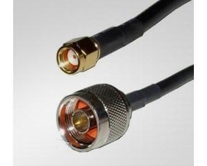 cable de extension sma a n de 5 metros para antenas wifi