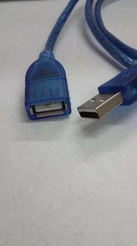 cable de extensión usb 2.0 de 7  metros macho / hembra