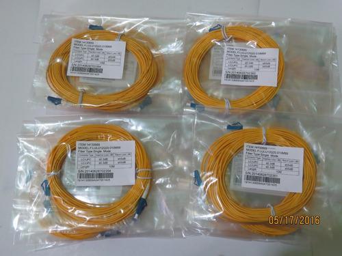 cable de fibra optica  10mts