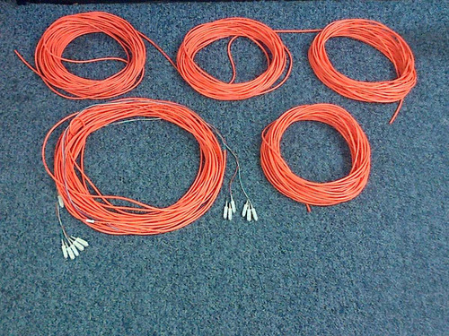 cable de fibra óptica multimodo