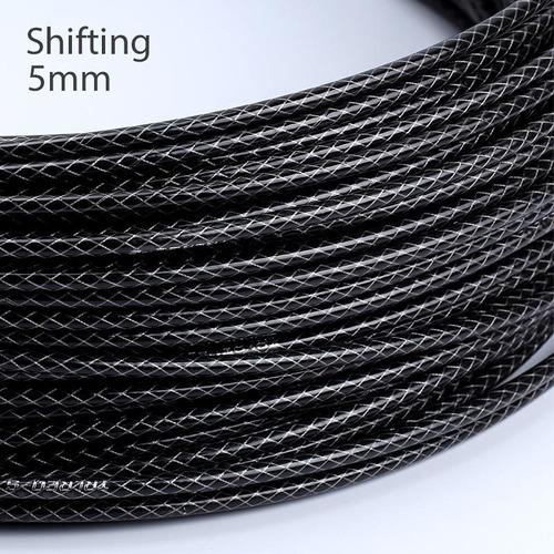 cable de freno de bicicleta 3m 5mm, caja de cambios