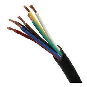Cable De Instalación Para Carros 7 Polos/ Portaequipajes