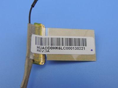 cable de pantalla lvds lcd original de sony sve1412ecxb sve1