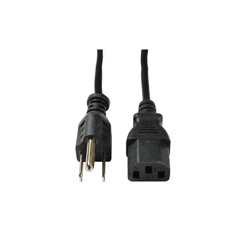 cable de poder star tec 1,8 mts (6ft) negro bolsa ver en el