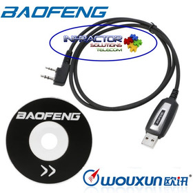 Cable De Programacion Usb Baofeng Bf888s Wouxun Retevis