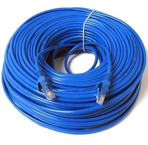 cable de red 15m utp cat6e rj45 categoria 6 armado 15 metros